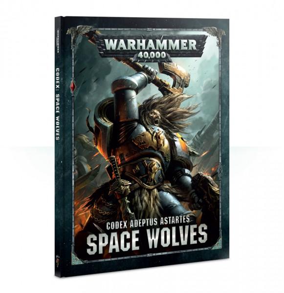 Codex: Space Wolves (DE)