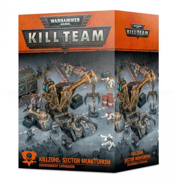 Umgebungserweiterung Killzone: Sector Munitorum