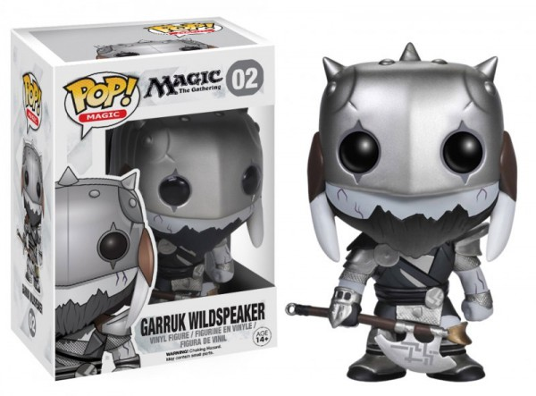 Magic the Gathering POP! Vinyl Figur Garruk Wildspeaker 10 cm