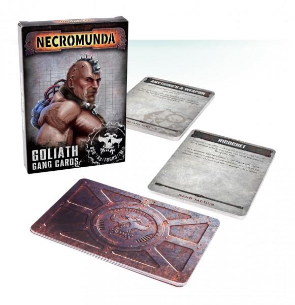 Gang-Karten: Goliath (DE)