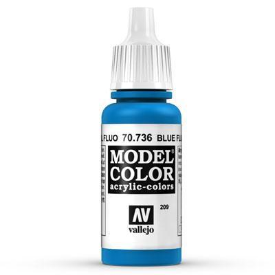 209 Leuchtblau 17 ml