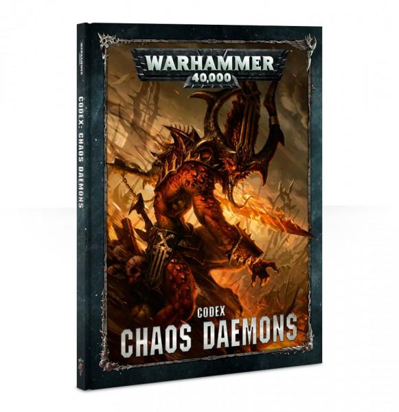 Codex: Chaos Daemons (DE)