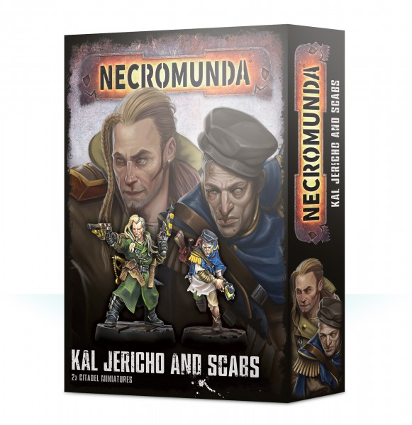 Kal Jericho and Scabs
