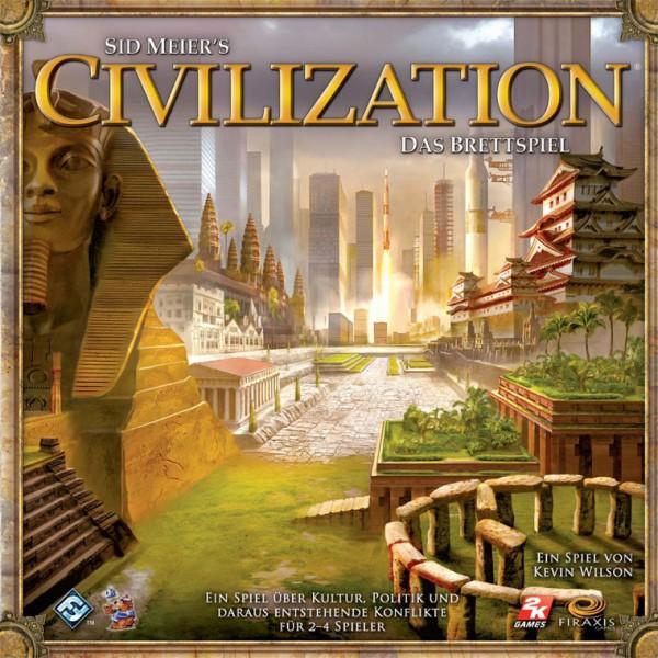 Civilization Das Brettspiel (DEUTSCH)