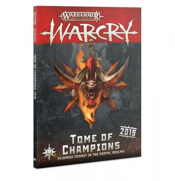 Warcry: Buch der Champions (DE)