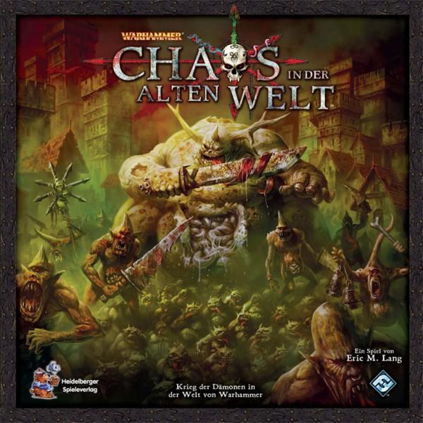 Chaos in der Alten Welt NEUAUFLAGE (DE)