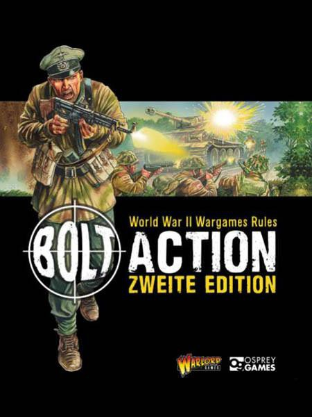Bolt Action 2 Regelbuch DE