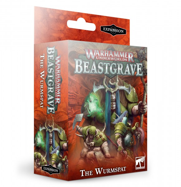Warhammer Underworlds: Beastgrave – Die Erbrochenen (DE)
