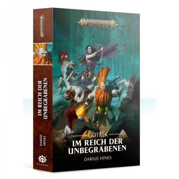 Warhammer Age of Sigmar - Im Reich der Unbegrabenen (DE)