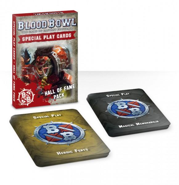 Blood-Bowl-Sonderkarten: Ruhmeshalle-Paket