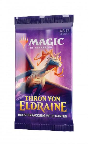 Magic the Gathering Thron von Eldraine Booster (DE)