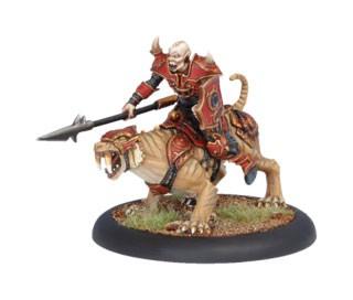 Skorne Ferox Cavalry Blister