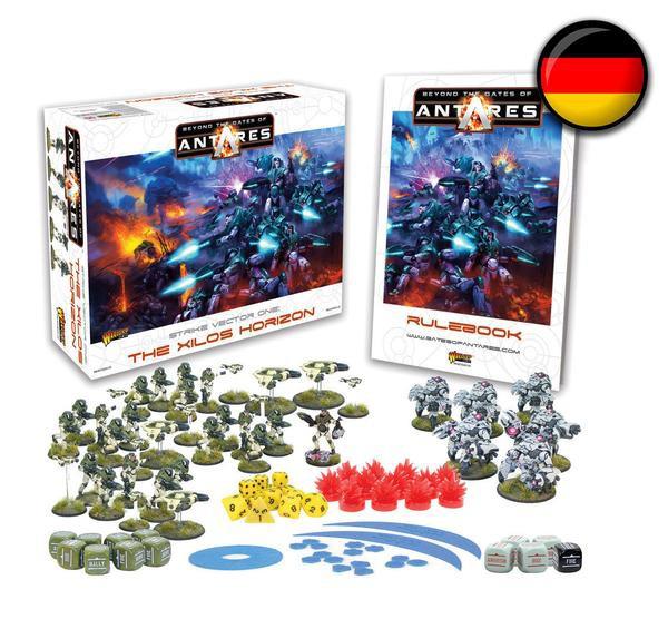 Beyond the Gates of Antares Starterbox (Deutsch)