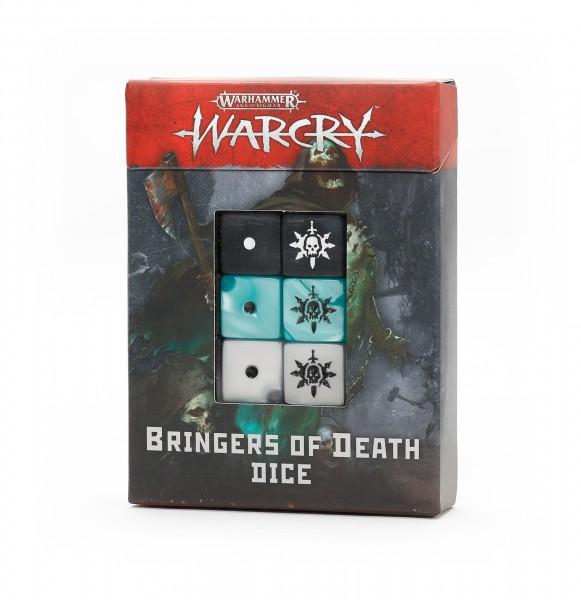 Warcry: Würfel der Bringer des Todes