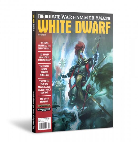 White Dwarf August 2019 (DE)