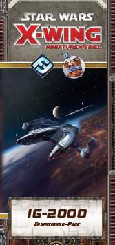 Star Wars X-Wing: IG-2000 (DE)
