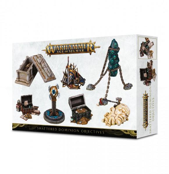 """""""Shattered Dominion""""-Ziele für Warhammer Age of Sigmar"""