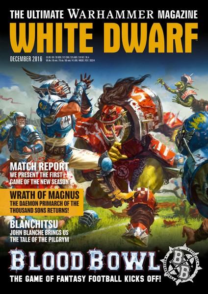 White Dwarf Dezember 2016 (DE)