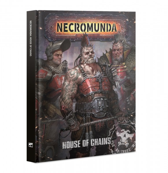 Necromunda - House of Chains (Englisch)