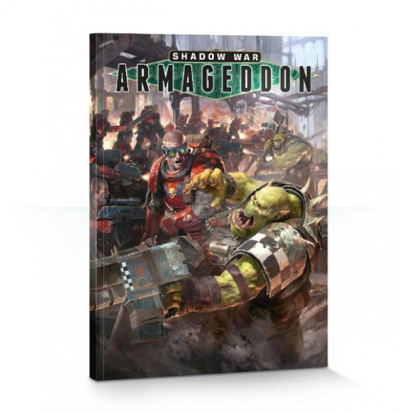Shadow War: Armageddon Regelbuch (DE)