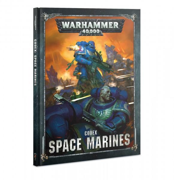 Codex: Space Marines (DE)