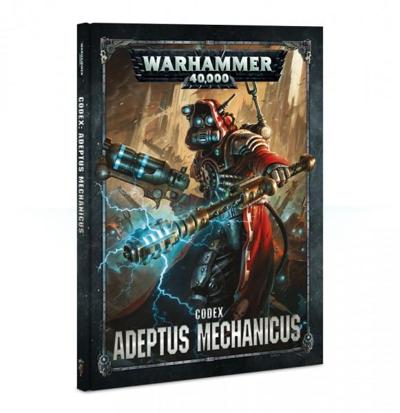 Codex: Adeptus Mechanicus (ENG)