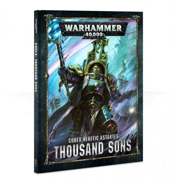 Codex: Thousand Sons (DE)
