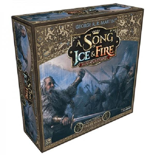 A Song of Ice & Fire -  Freies Volk (Starterset)