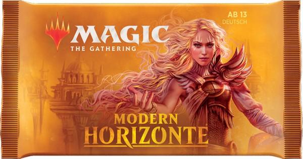 Magic the Gathering Modern: Horizonte Booster (DE)