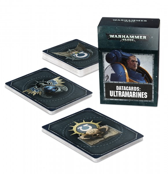 Datakarten: Ultramarines (DE)