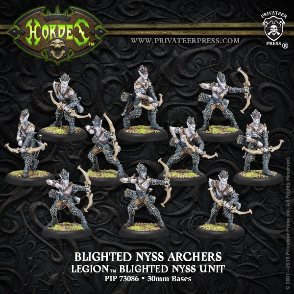 Legion Blighted Nyss Archers