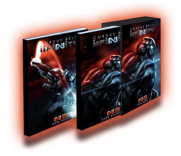 Infinity 3 Grundbuch (deutsch)
