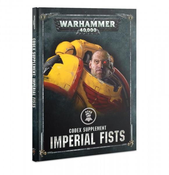 Codex-Erweiterung: Imperial Fists (DE)