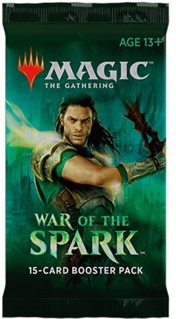 Magic the Gathering: War of the Spark Booster (Engl.)