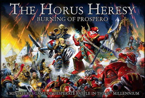 The Horus Heresy: Burning of Prospero