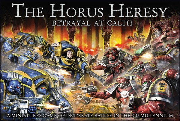 The Horus Heresy: Betrayal at Calth (DE)