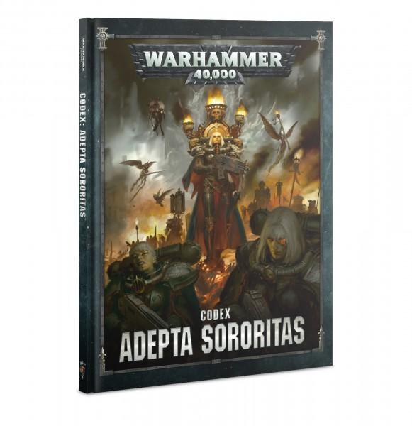 Codex: Adepta Sororitas (DE)