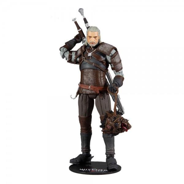 The Witcher Actionfigur Geralt 18 cm