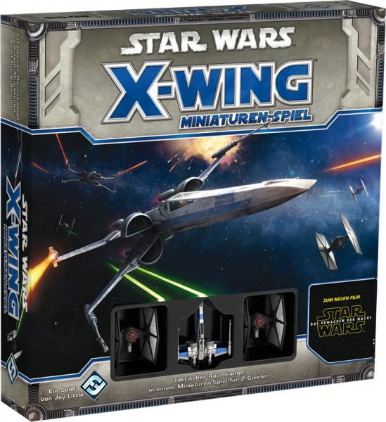 Star Wars X-Wing: Das Erwachen der Macht Grundspiel (DE)