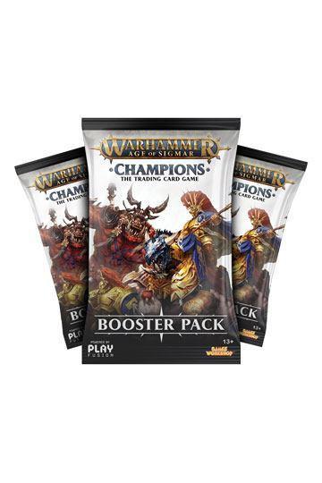 Warhammer Champions Welle 1 Booster (DE)