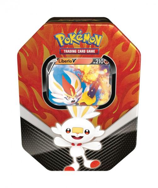Pokémon Tin Box Liberlo (DE)