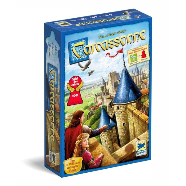 Carcassonne Edition II (DE)