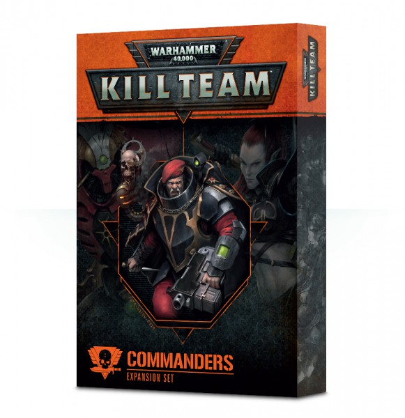 Kill Team: Kommandeure Erweiterungs-Set (DE)
