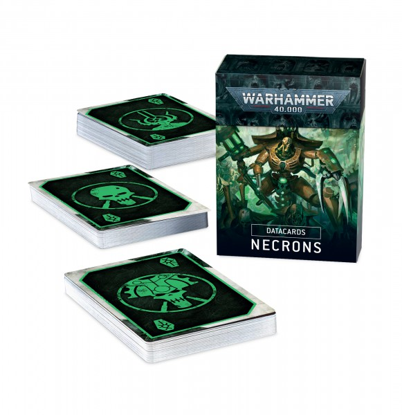 Datakarten: Necrons 2020 (DE)