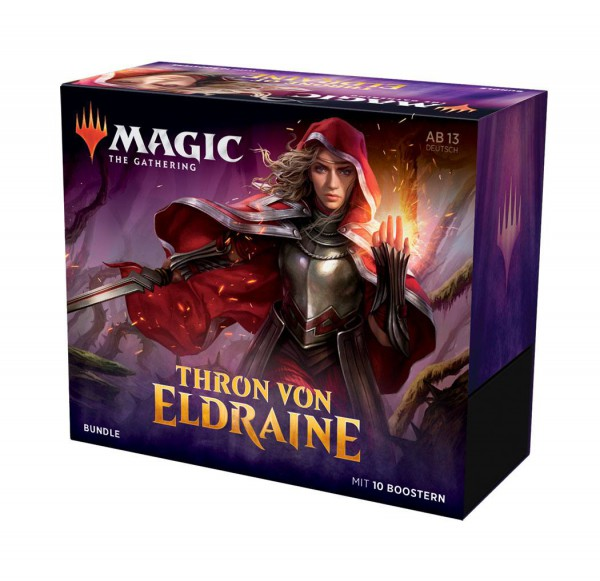 Magic the Gathering Thron von Eldraine Bundle (DE)