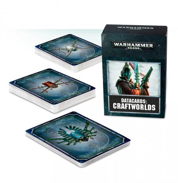 Datakarten: Craftworlds (DE)