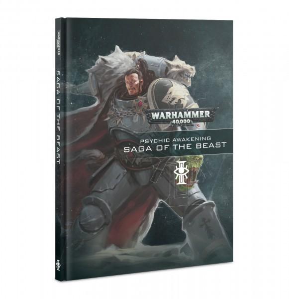 Psionisches Erwachen: Saga der Bestie (DE)