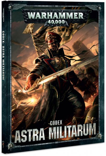 Codex: Astra Militarum (ENG)