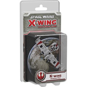 Star Wars X-Wing: K-Wing (DE)