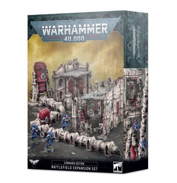 Warhammer 40.000 Befehlshaber-Edition: Schlachtfelderweiterung